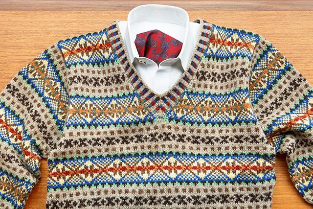 ニットウェア&シャツ