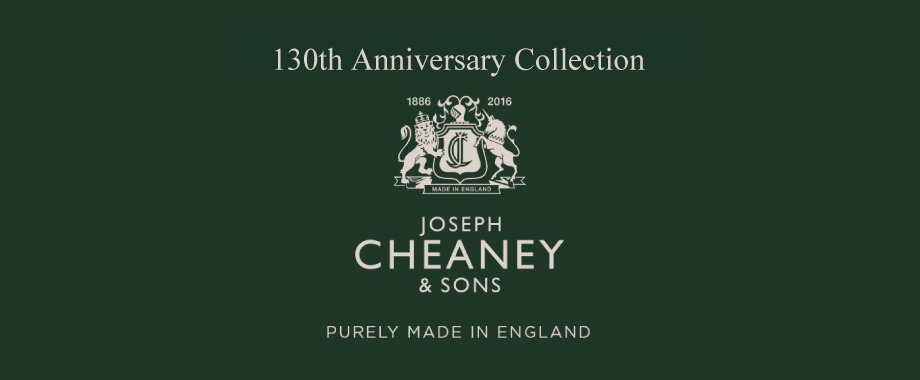 JOSEPH CHEANEY130周年を記念して発表されたニューコレクションが入荷!