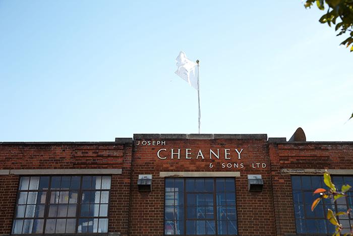 チーニー工場