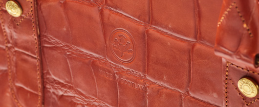 GLENROYAL EMBOSSLEATHER