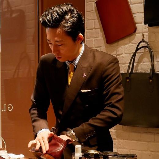 杉村 祐太さんによる靴磨きにまつわるインスタグラム・トークライブ配信