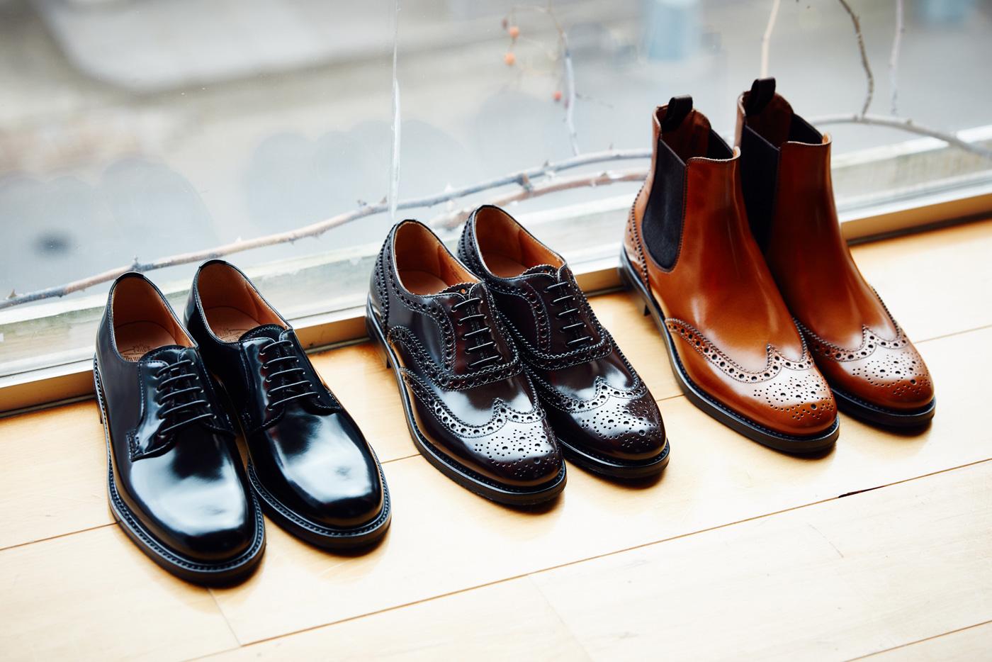 ブリティッシュメイド大定番の英国靴6選をお届け