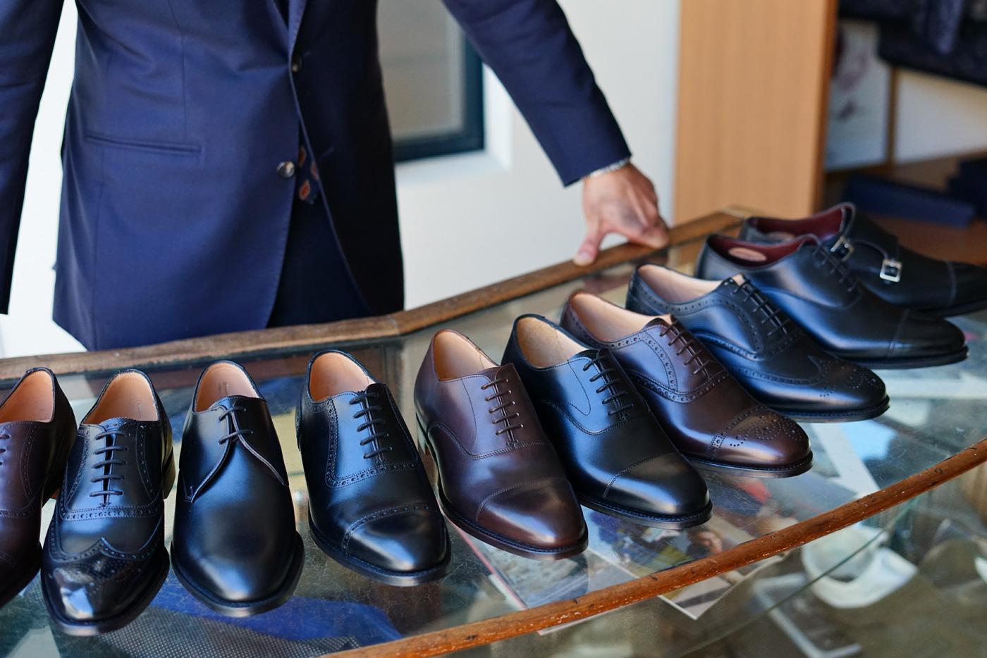 Mason & Smith John Chung氏に聞く、良い革靴の選び方