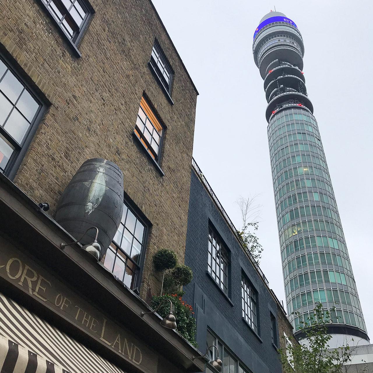 BT(テレコム)タワー