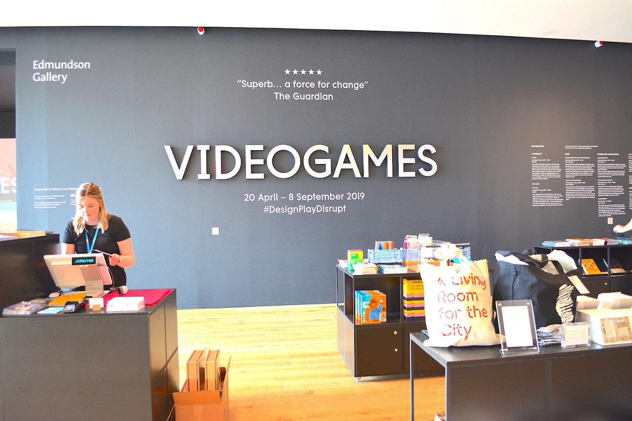 特別展『VIDEOGAMES』