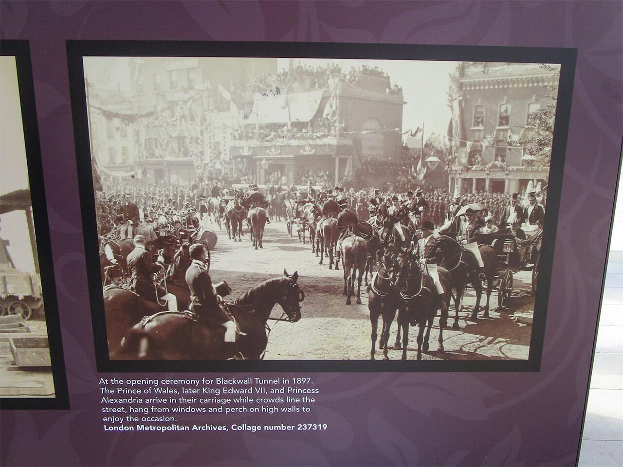 1897年のロンドン