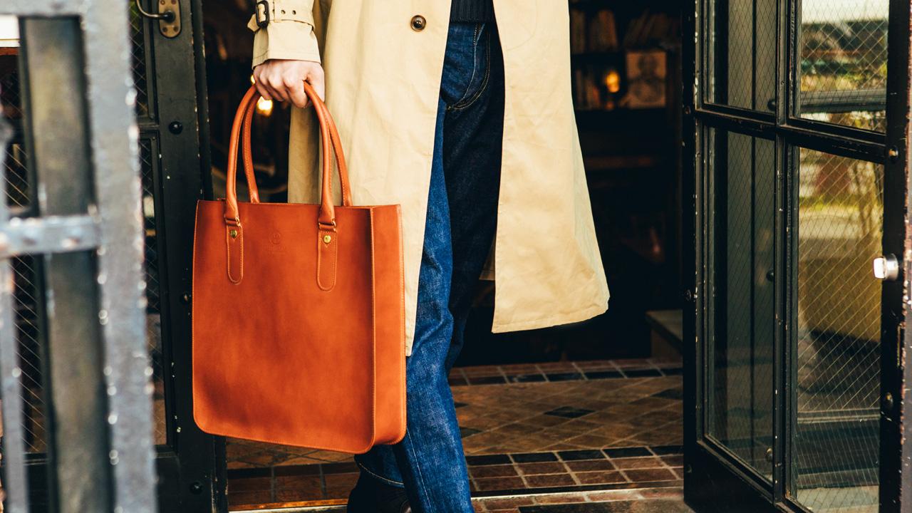 誰もが一度は手にしたいブライドルレザーバッグ。英国の品格溢れるグレンロイヤルの逸品バッグ7選をご紹介