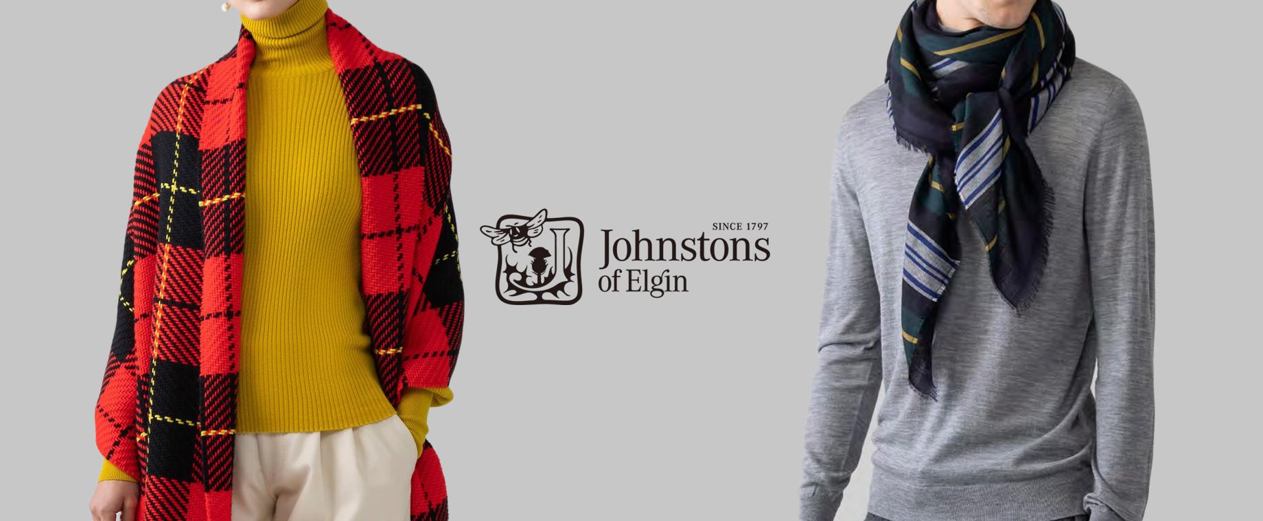 JOHNSTONS | ジョンストンズ 2019AW