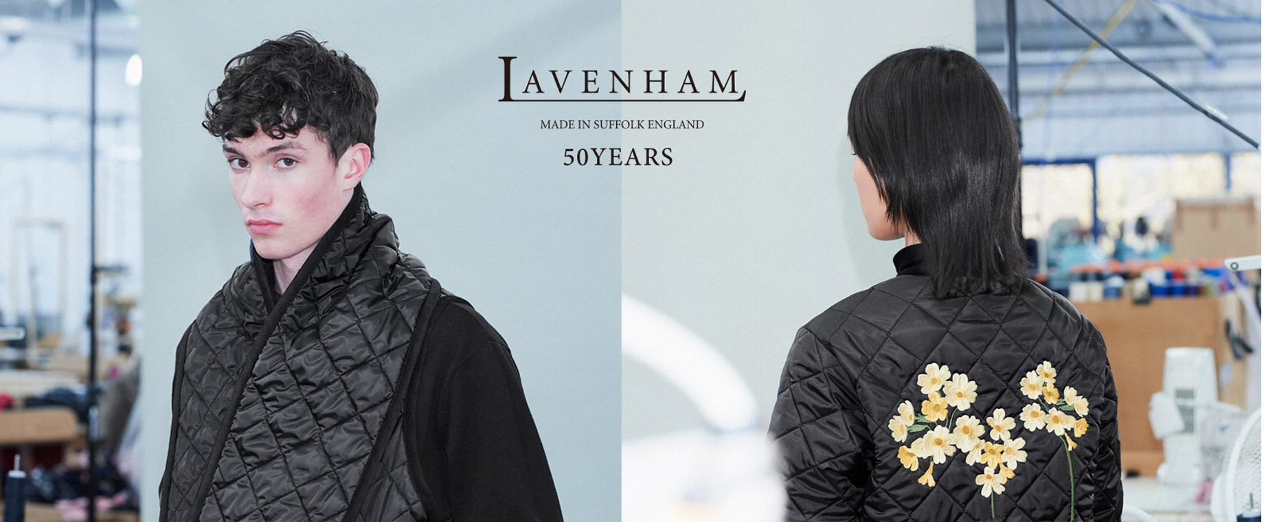 ラベンハム生誕50周年