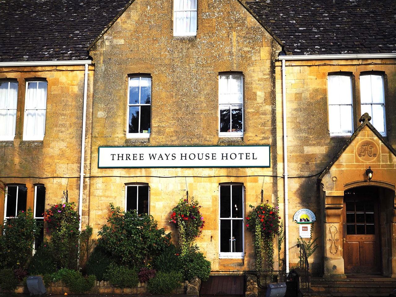 スリーウェイズハウスホテル
