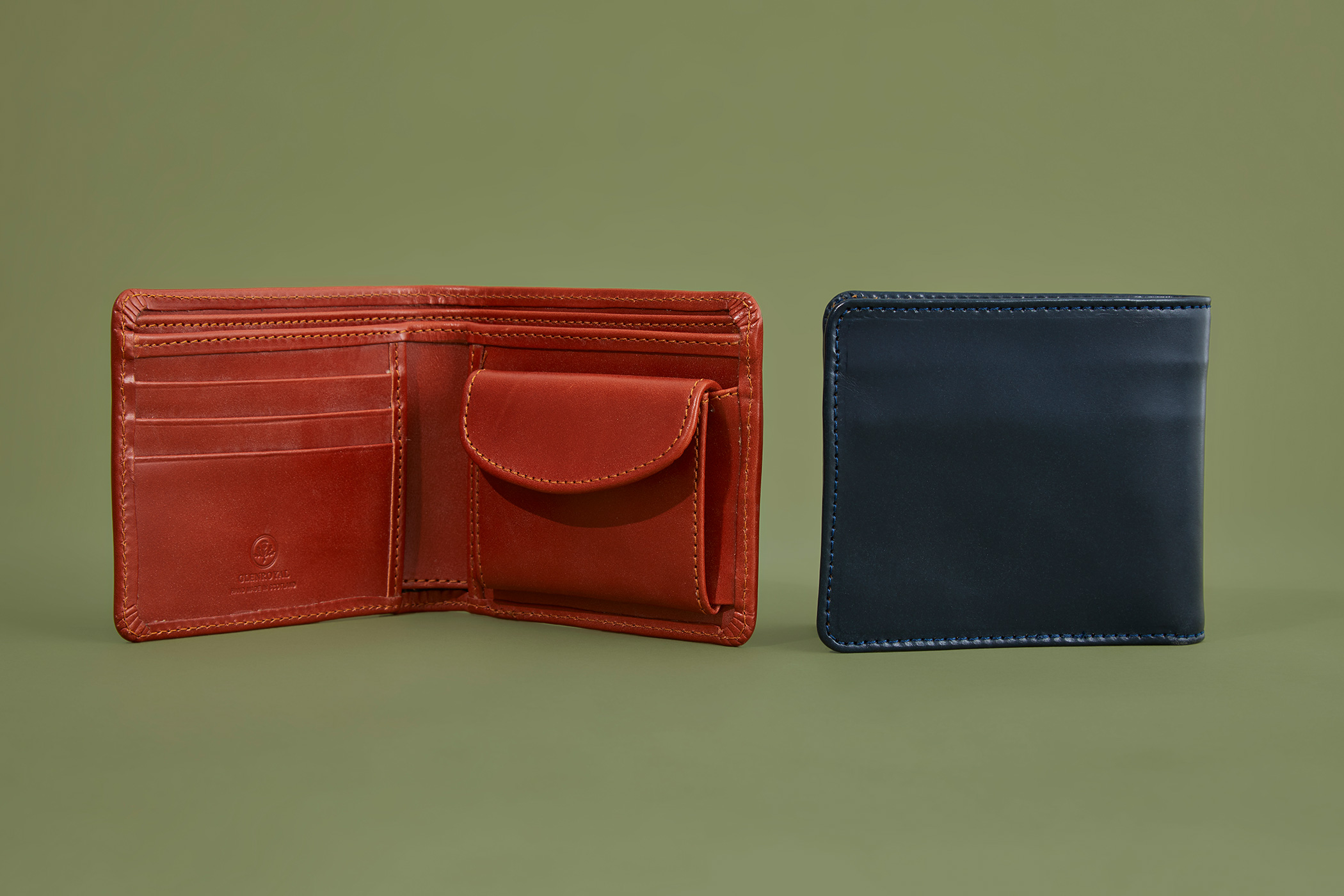グレンロイヤル HIP WALLET WITH DIVIDER