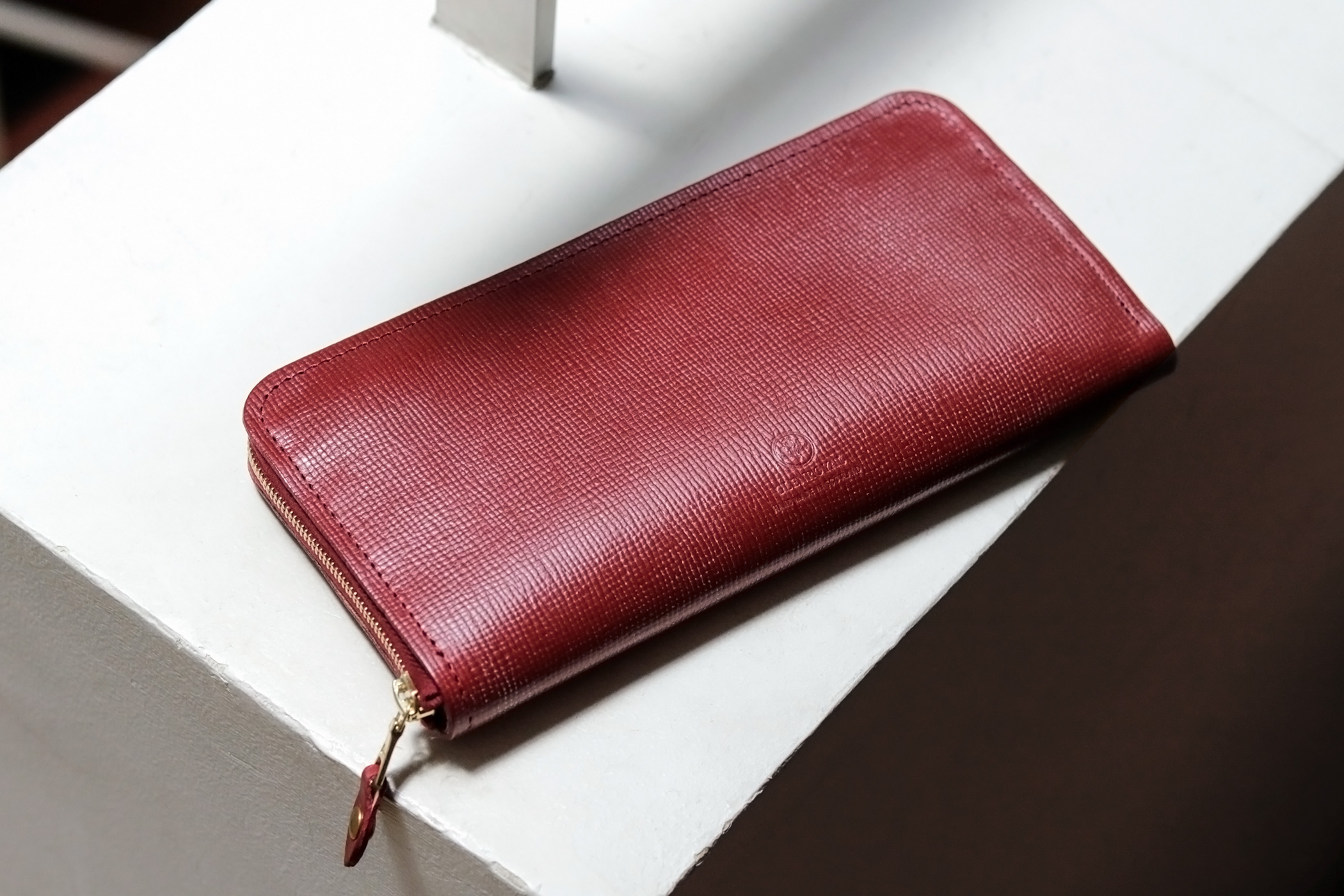 グレンロイヤル ZIP AROUND LONG PURSE