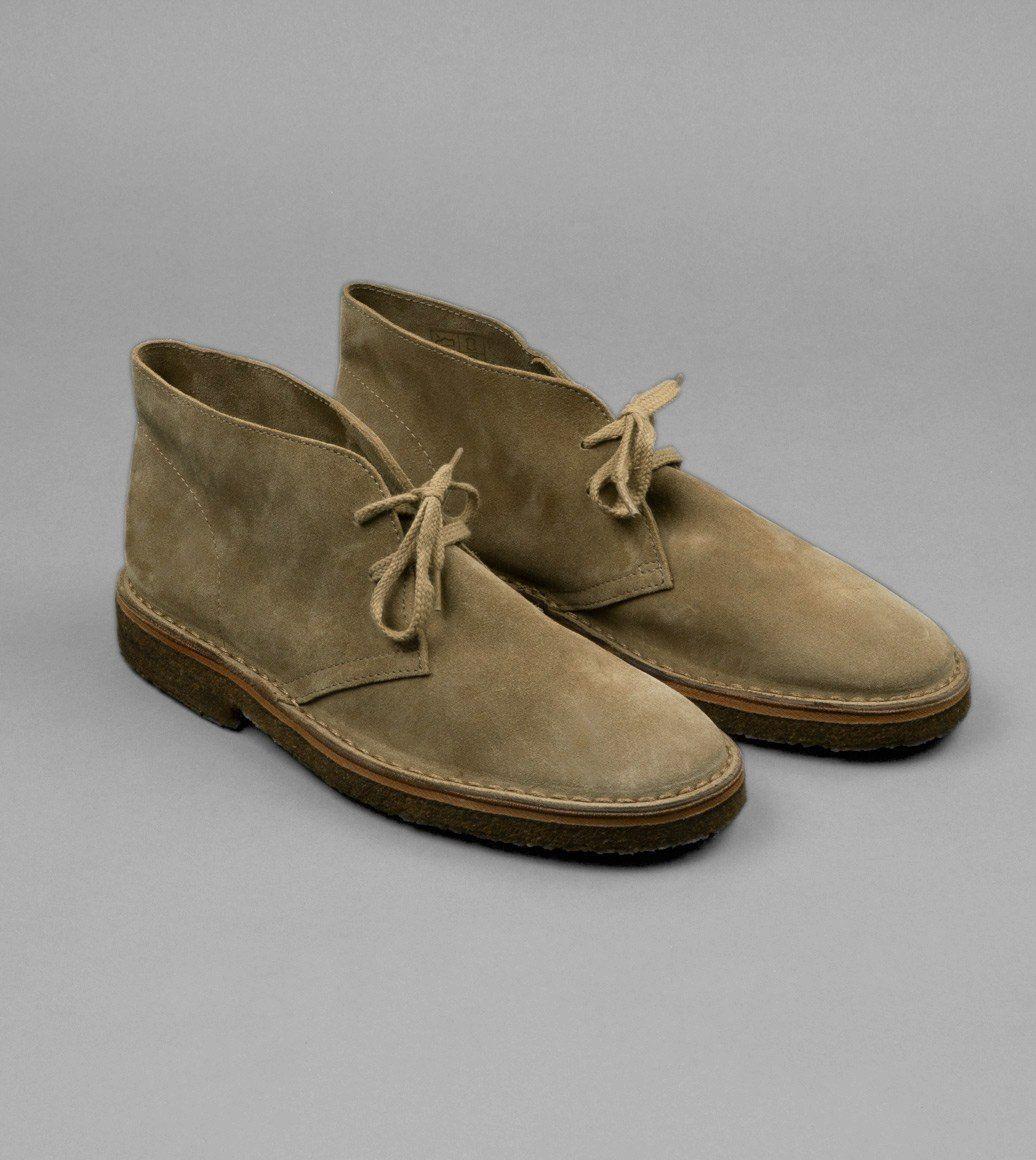 Clifford Desert Boot Sand Suede