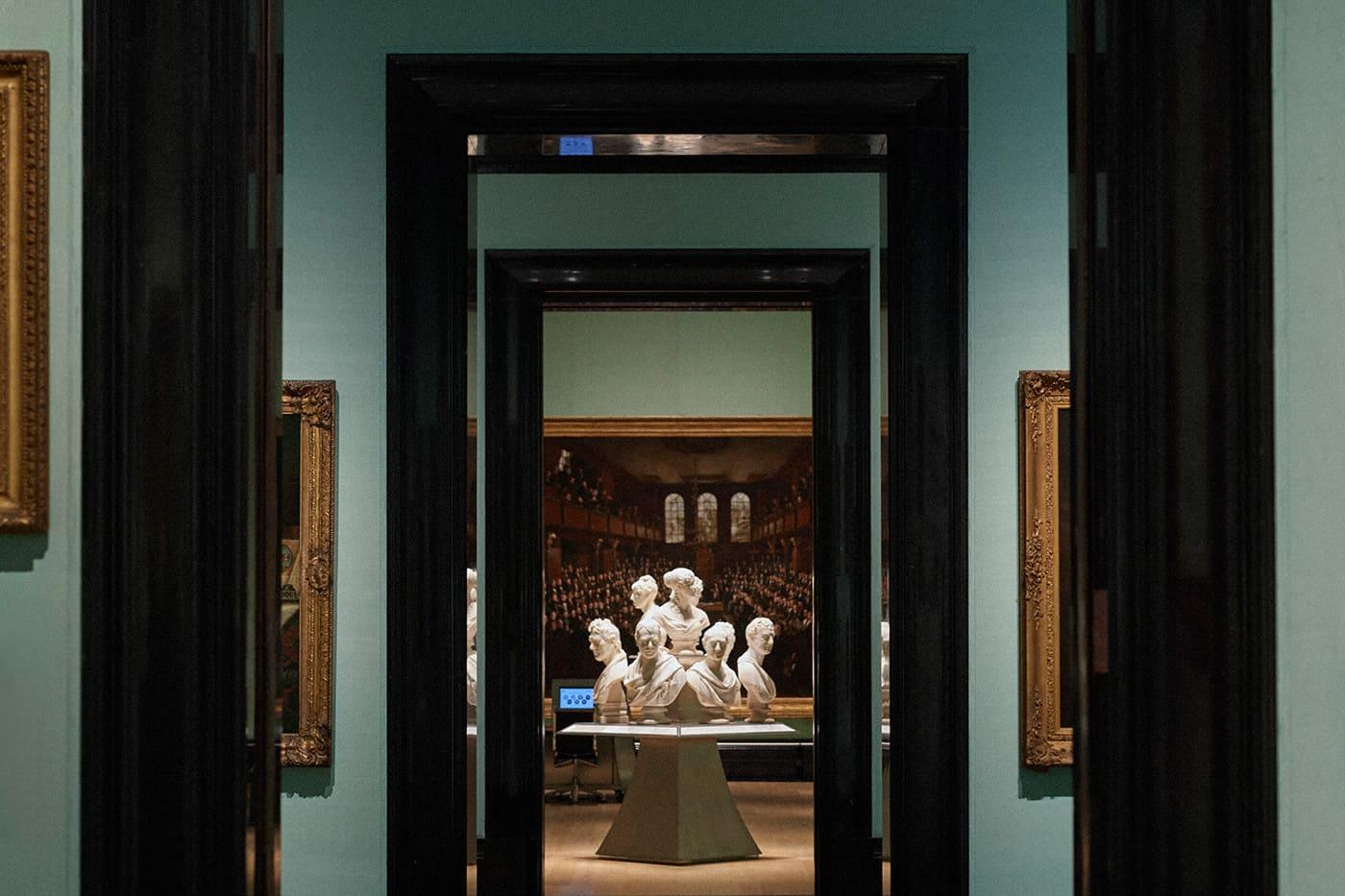 1856年設立の世界初、ロンドンの肖像画(ポートレート)専門の美術館