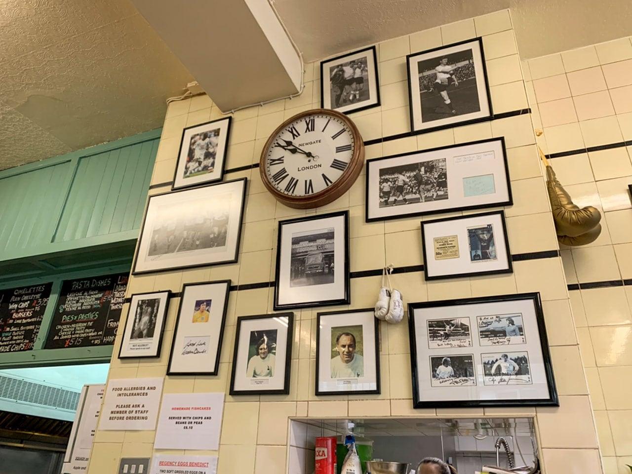 The Regency Café