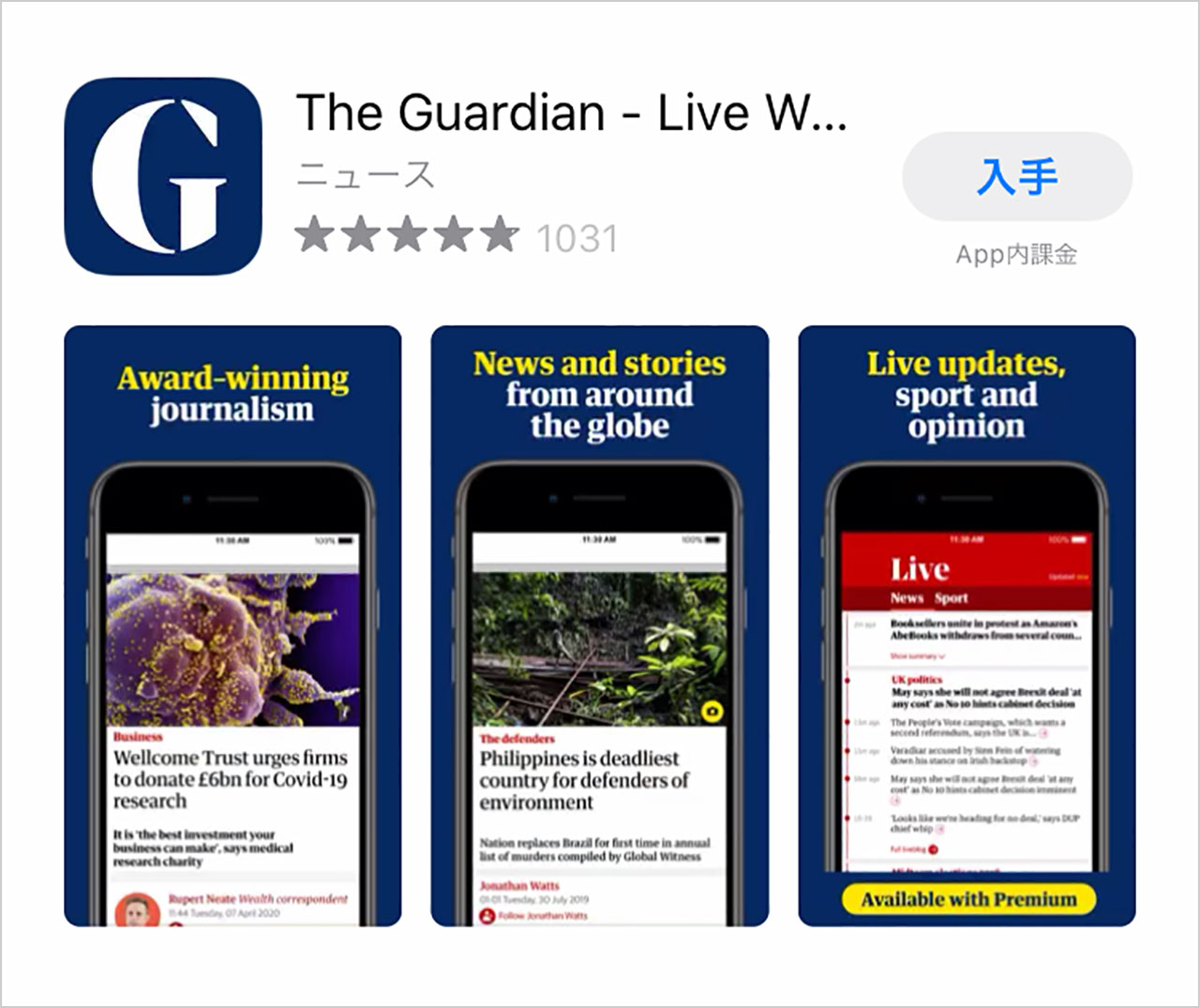 the gurdian