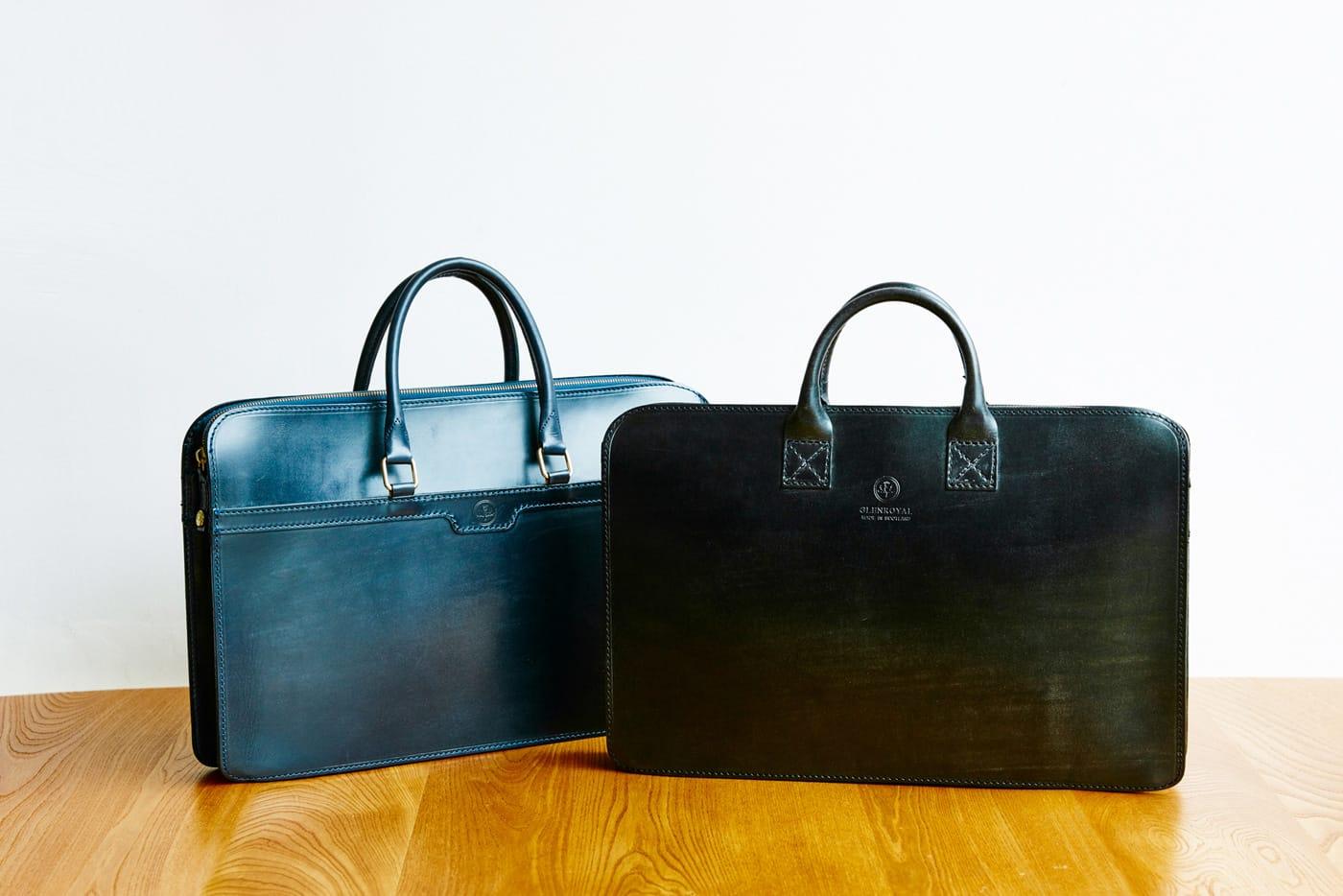 グレンロイヤル ビジネス革鞄おすすめラインアップ