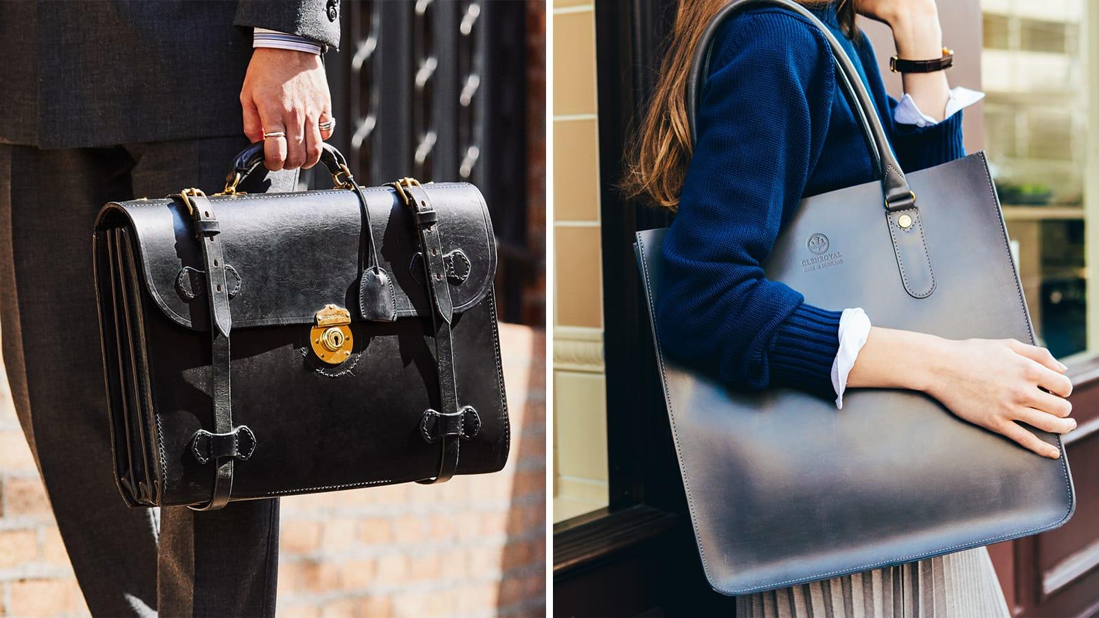 シチュエーション・用途別で選ぶ。お気に入りの革鞄 | グレンロイヤル