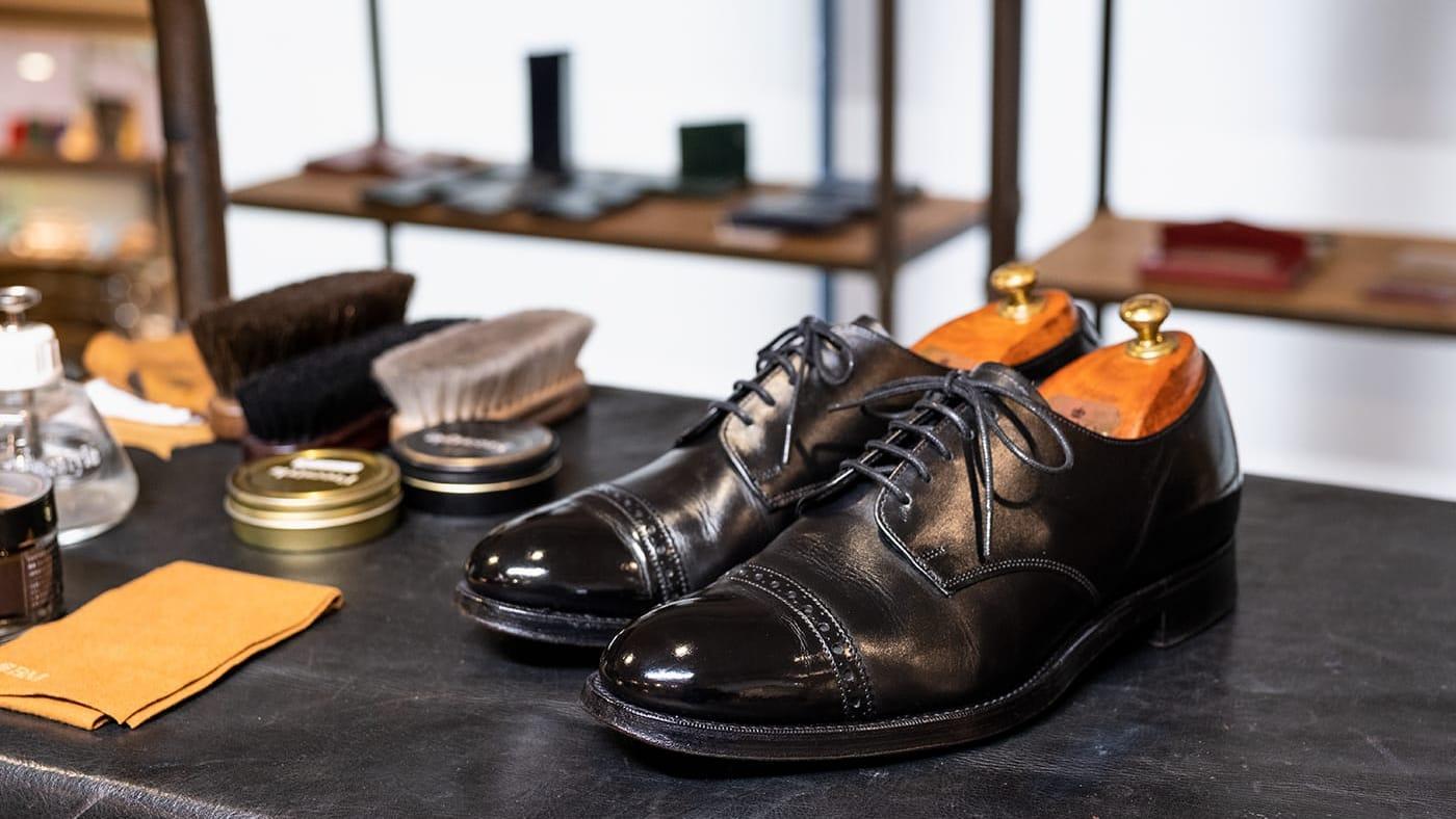 プロの靴磨き職人による靴磨きの全工程を伝授 | How to Shoeshineを有料配信開始