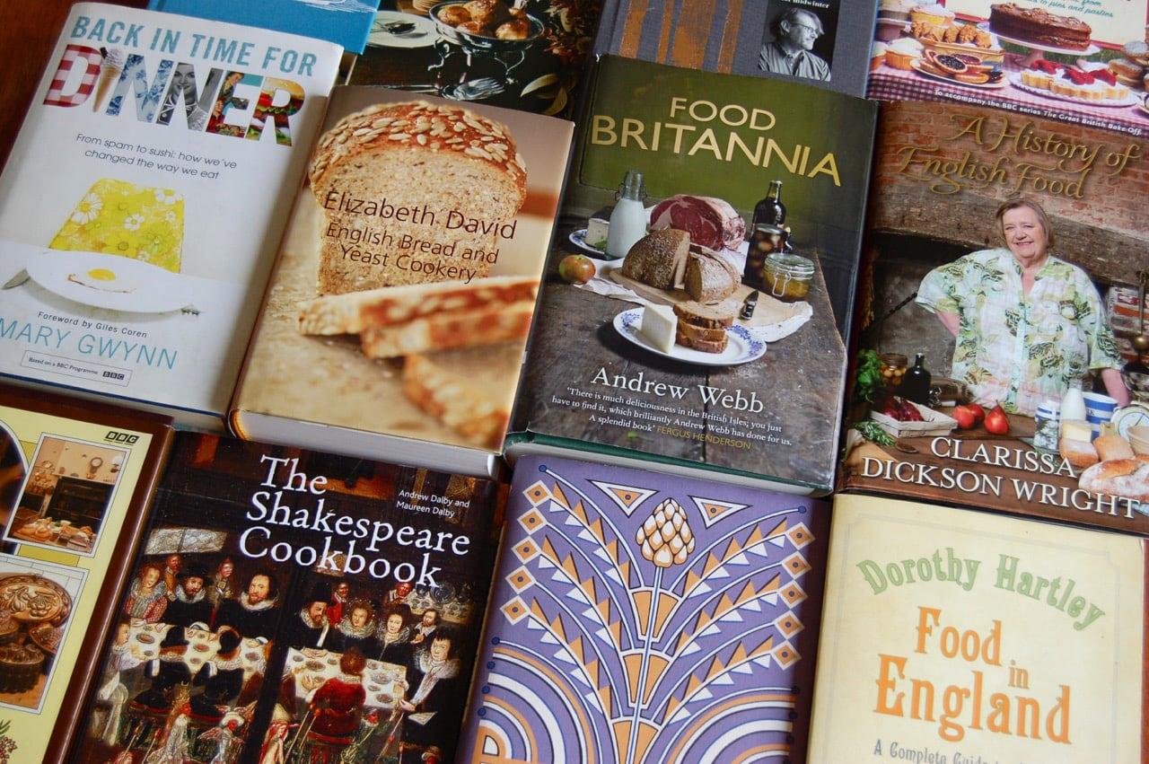 イギリスの料理本