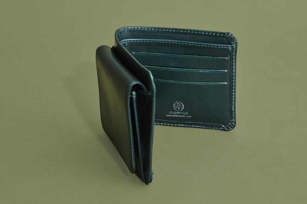 グレンロイヤル  二つ折り財布|NEW SMALL WALLET