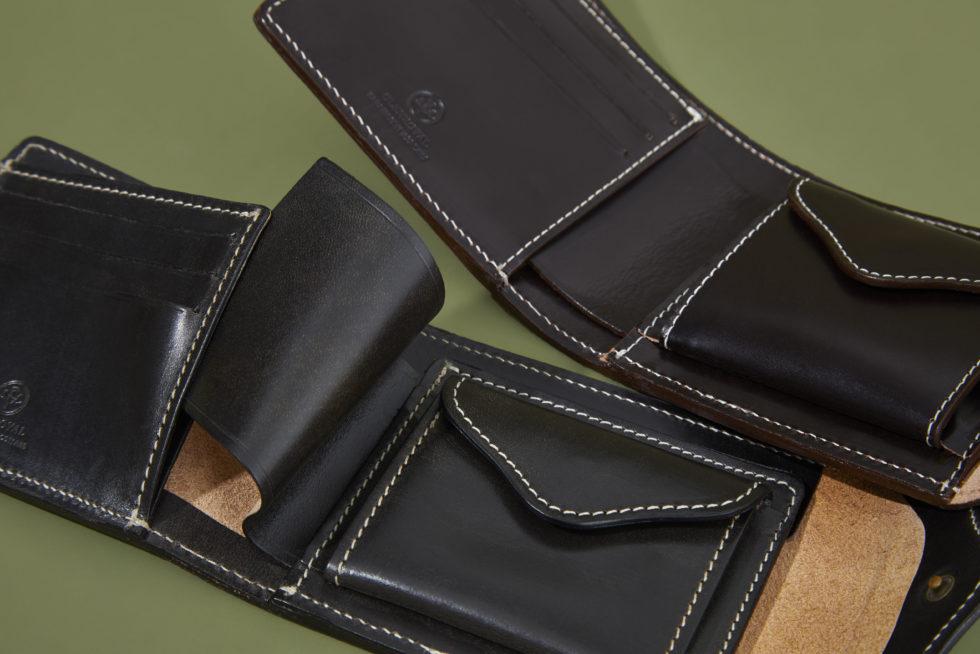 グレンロイヤル スライド式折り財布|SLIDING WALLET