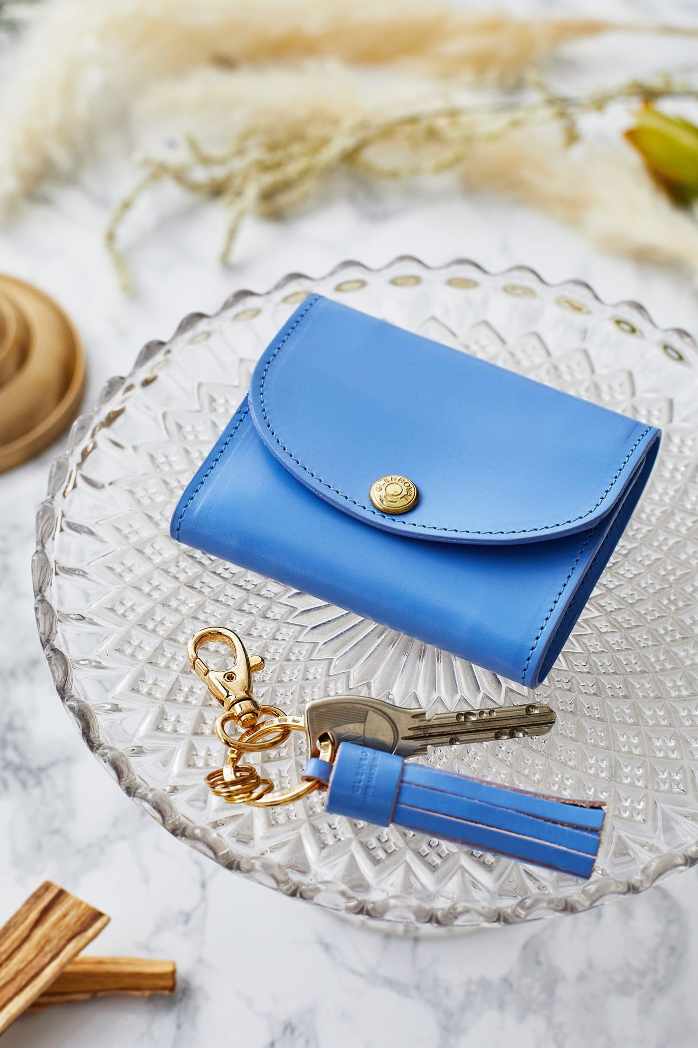 グレンロイヤル 手のひらサイズのミニ財布 FLAP SMALL PURSE