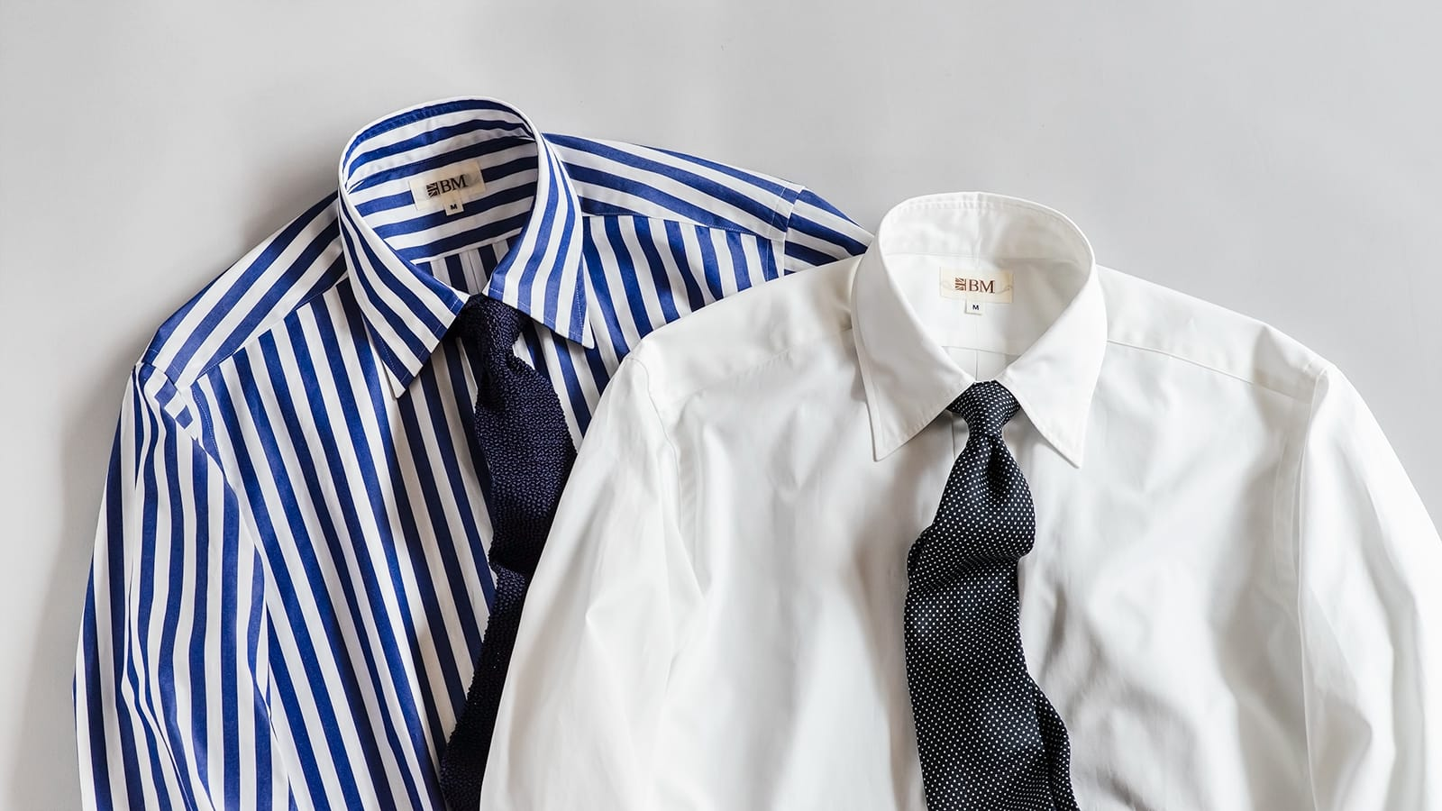 初のオリジナル・ドレスシャツは 「ありそうで、ない」がコンセプト