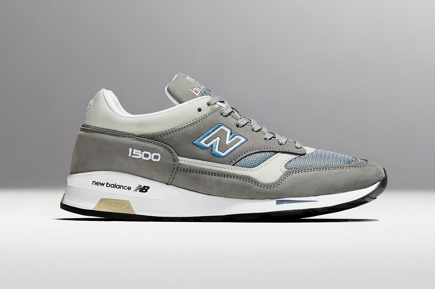new balance(ニューバランス) 革靴とローテーションで履いても活用しやすい「1500」